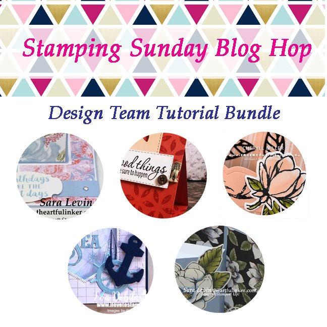 Stamping Sunday August Tutorial Bundle