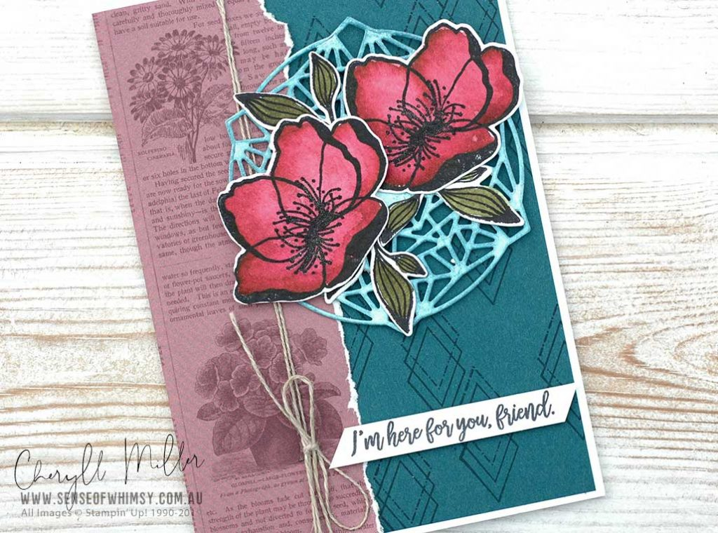 Beautiful Promenade Card No 3
