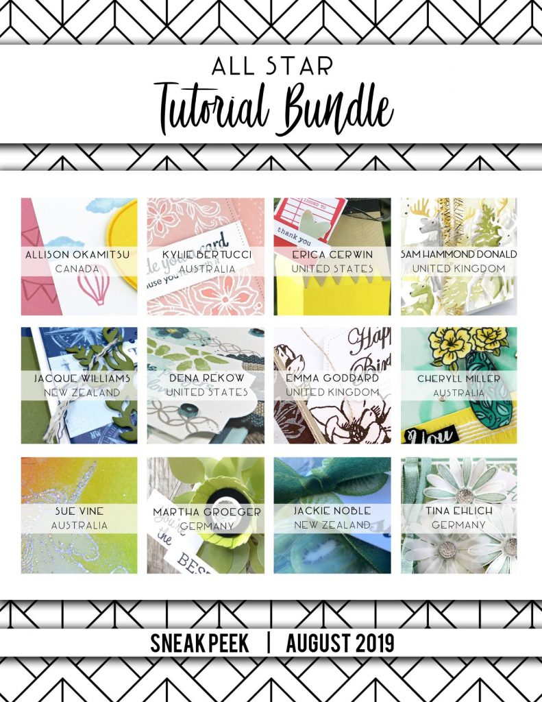 Tutorial Bundle Graphic