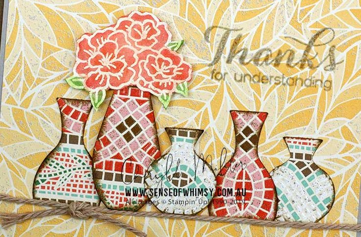 Vibrant Vases for All Star Tutorial Bundle