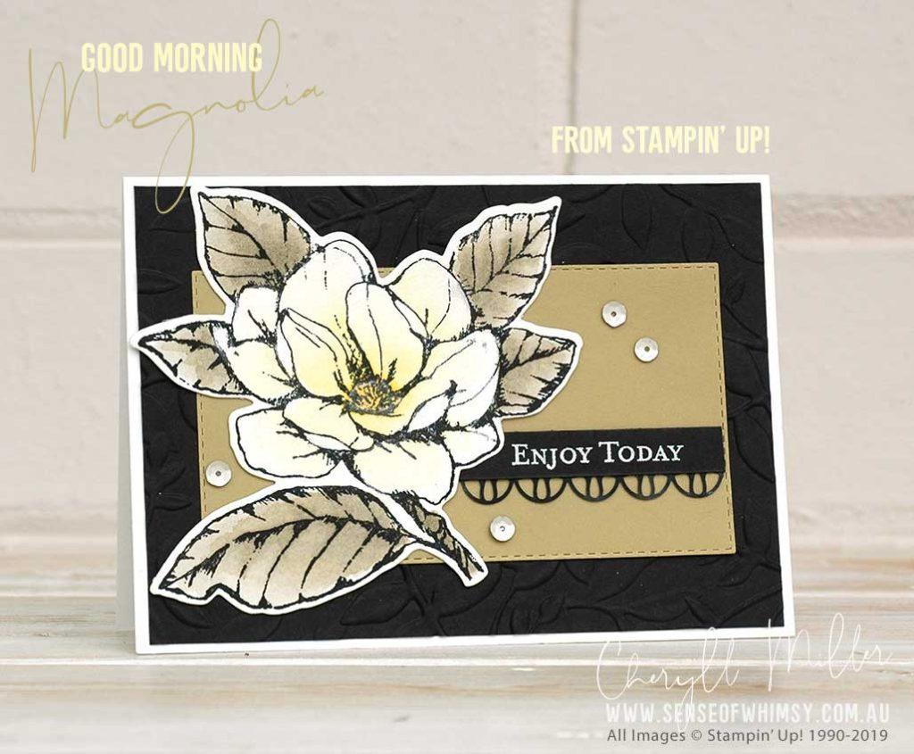Magnolia Lane Suite Card