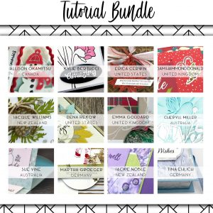 October All Star Tutorial Bundle Sneak Peek