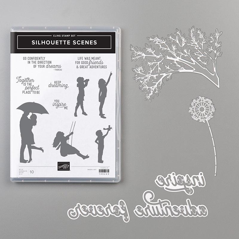 Silhouette Scenes Bundle