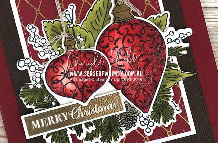 Christmas Rose Gleaming Header