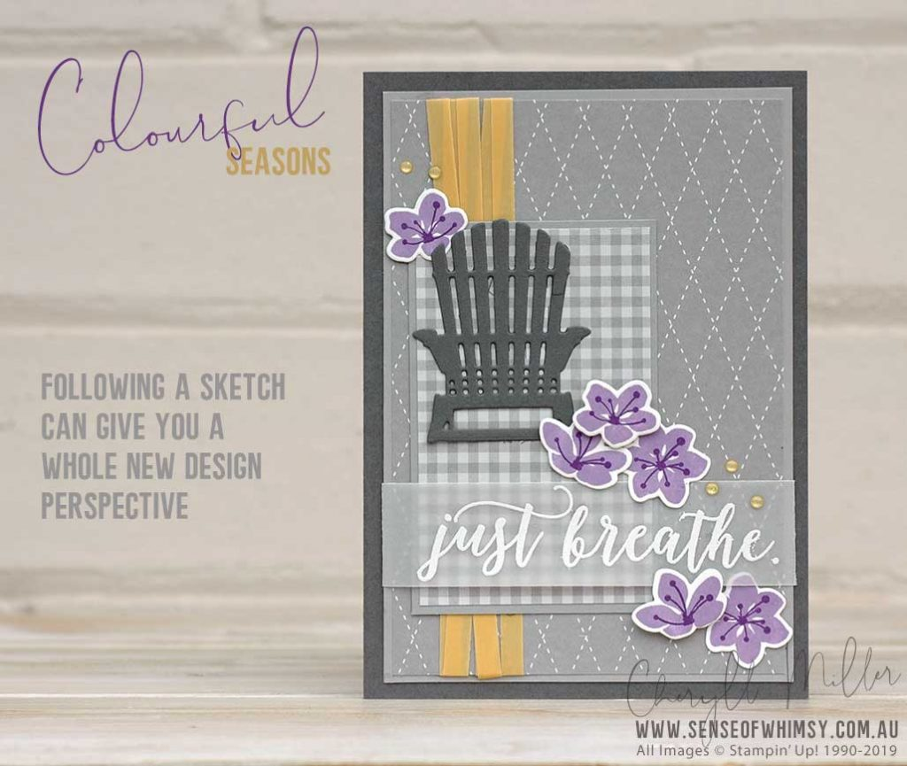Colourful Seasons Stamp Set