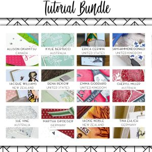 December All Star Tutorial Bundle