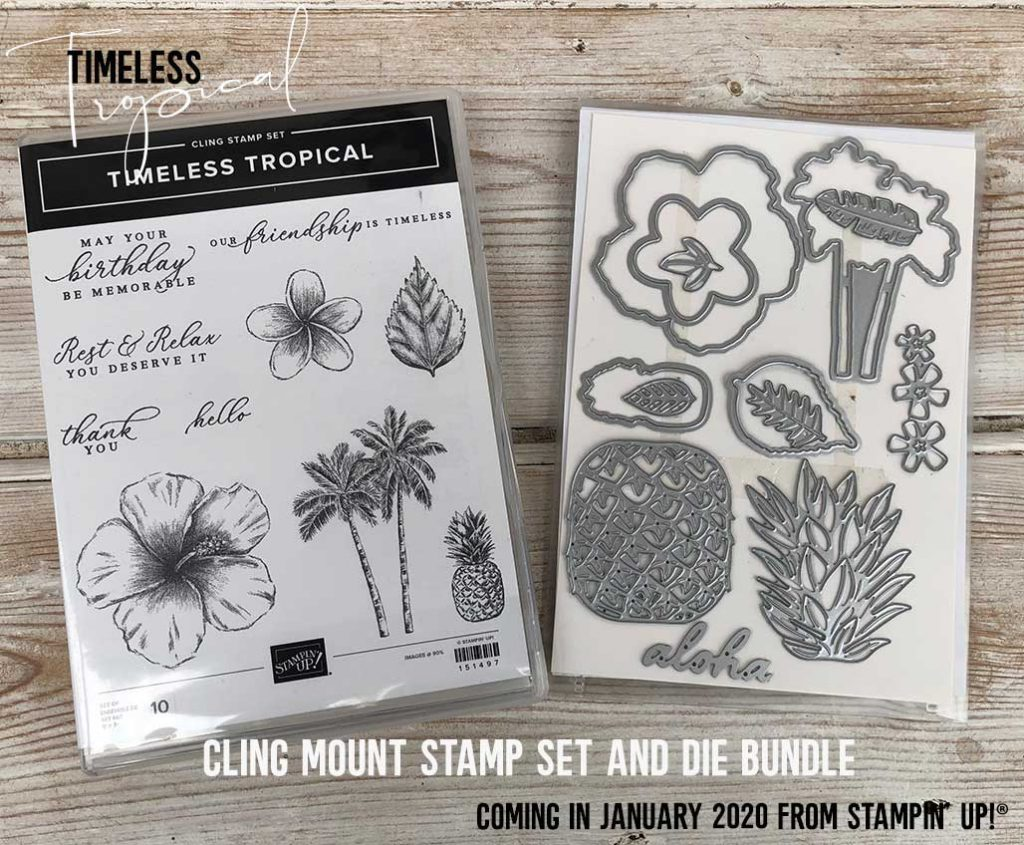 Timeless Tropical Bundle