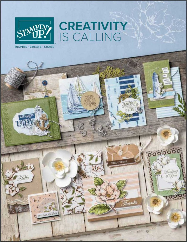 Stampin' Up Annual