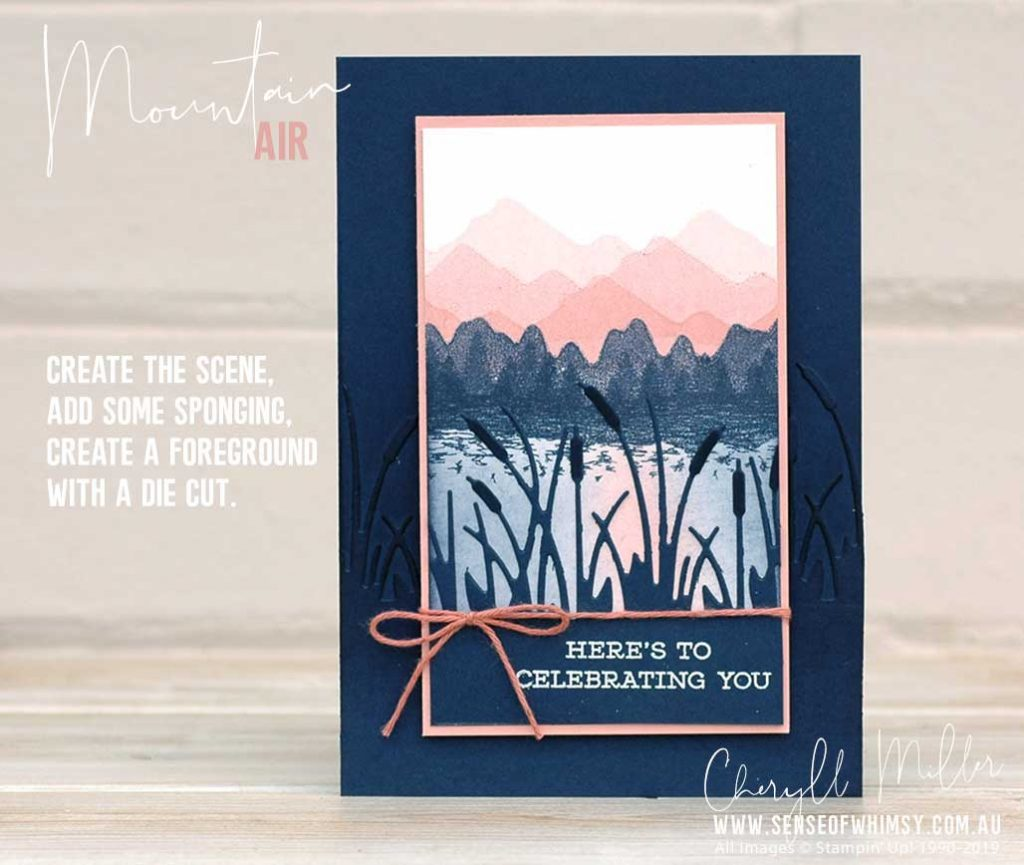 Mountain Air Avid Card