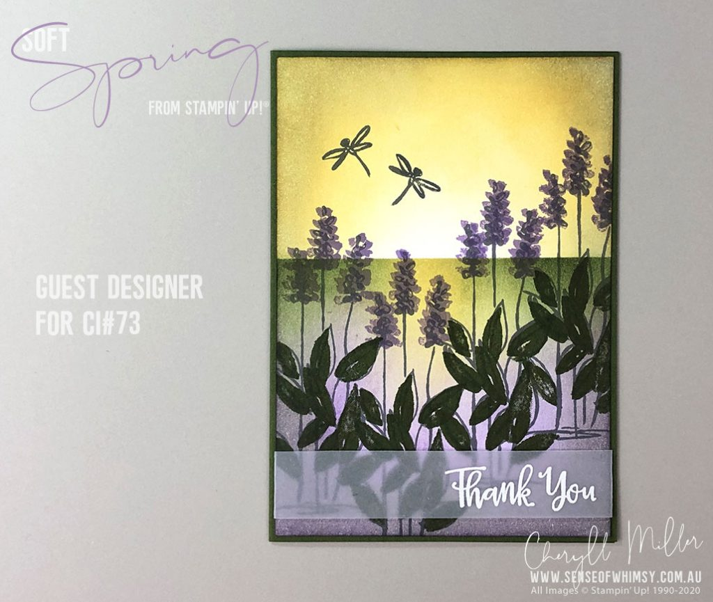 Soft Spring Stamp Set