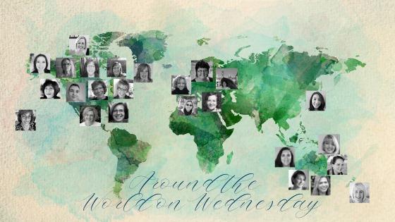 Around the World on Wednesday Designers