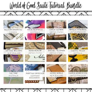 June All Star Tutorial Bundle