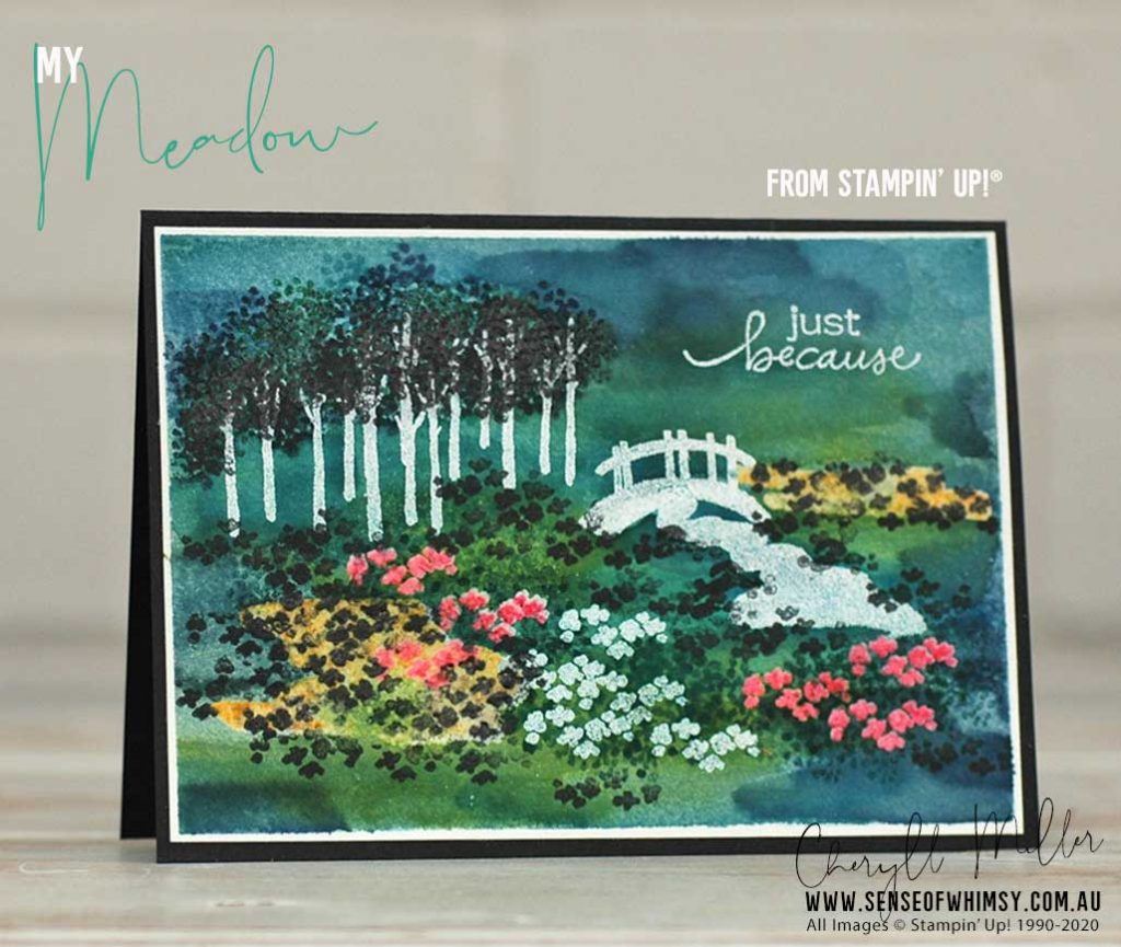 My Meadow from Stampin' Up!