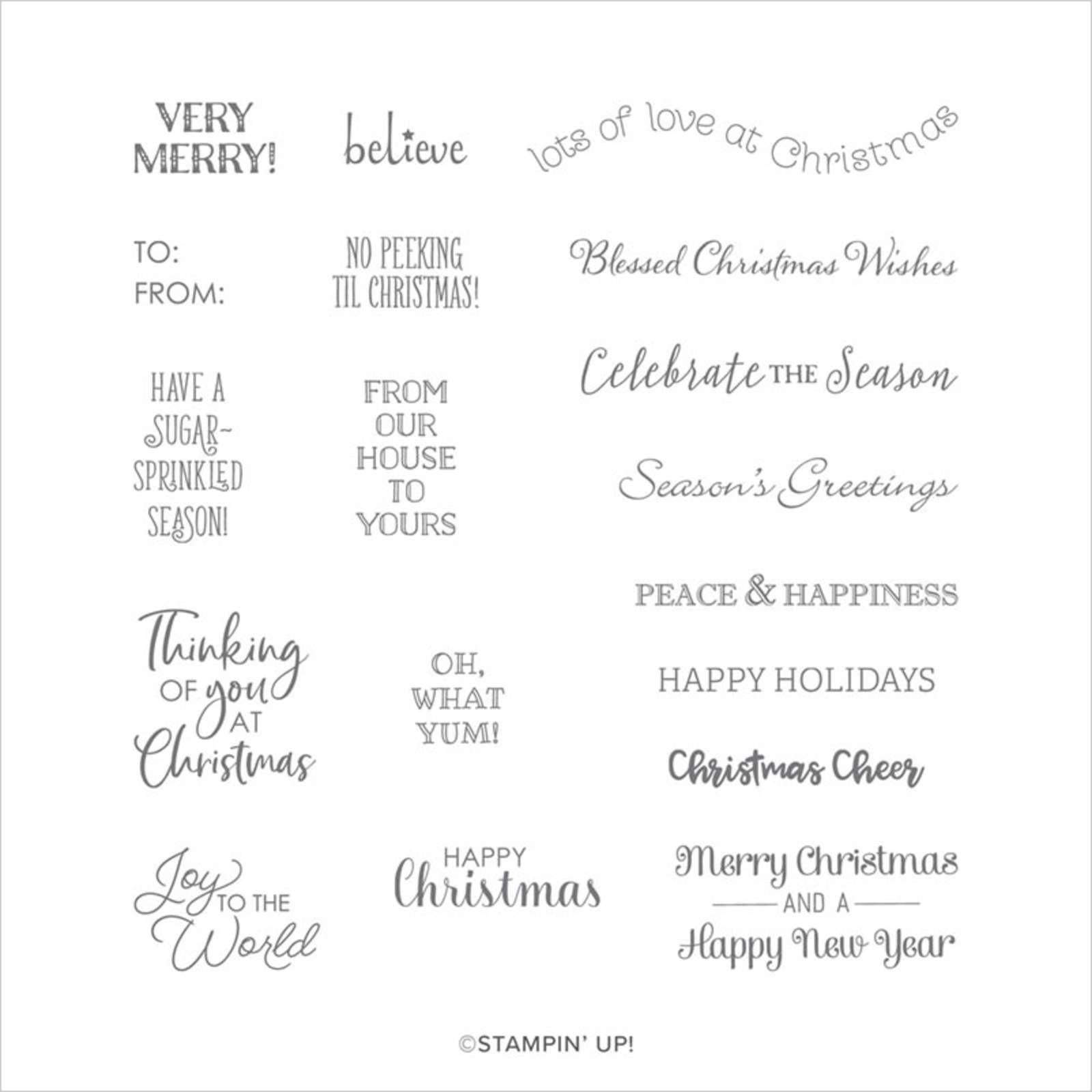 Itty Bitty Christmas