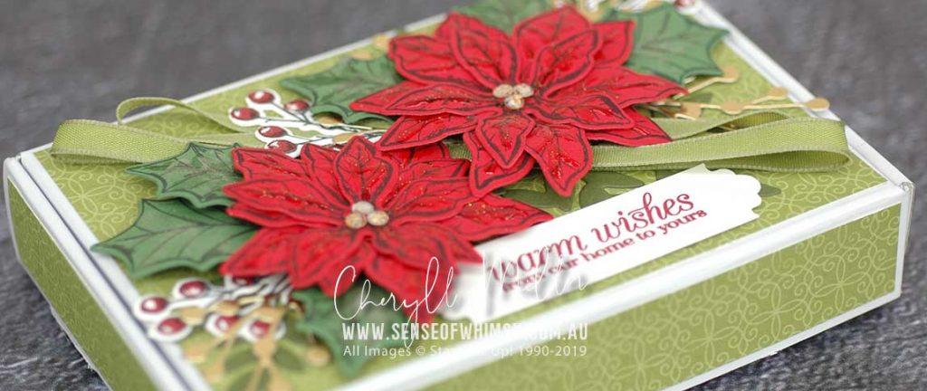 Poinsettia Petals Header