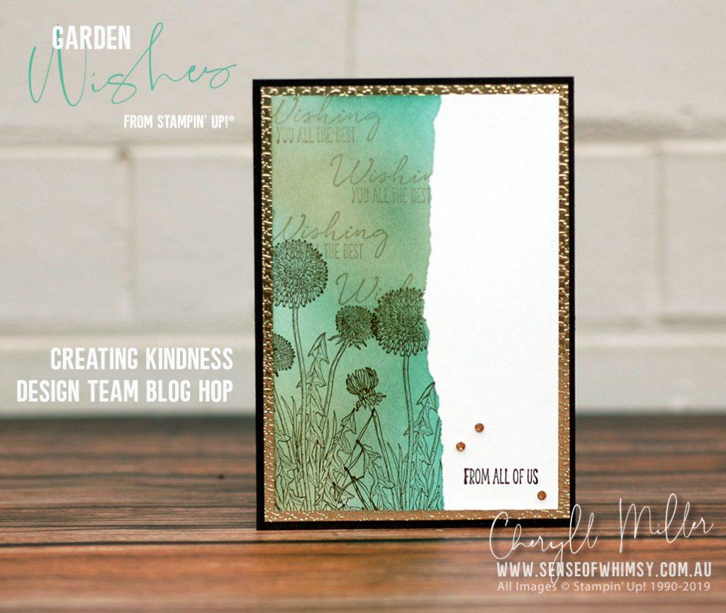 Garden Wishes for CKDT Blog Hop