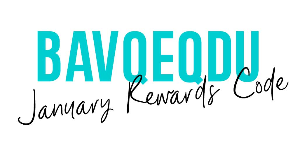January Rewards Code