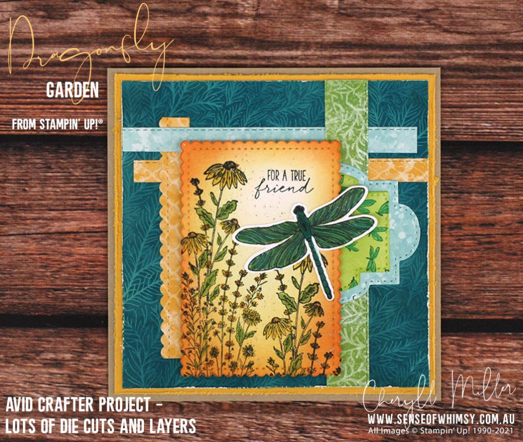 Dragonfly Garden Avid Project