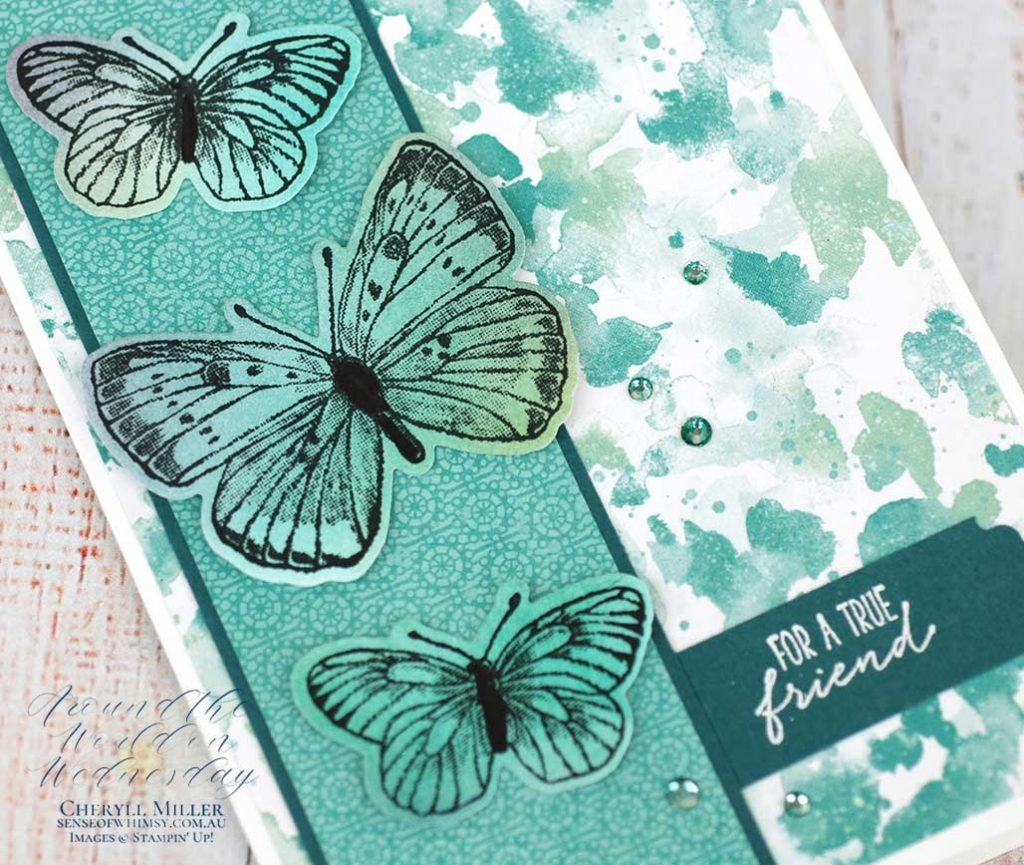 Butterfly Brilliance Pre-release products.