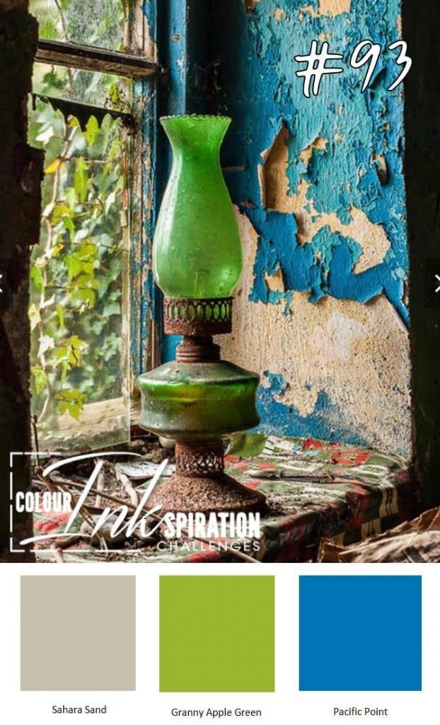 Colour Inkspiration Challenge #93