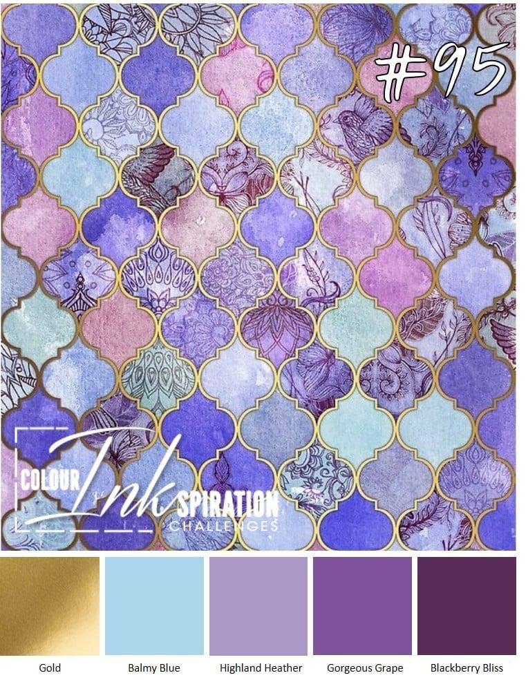 Colour Inkspiration Challenge #95