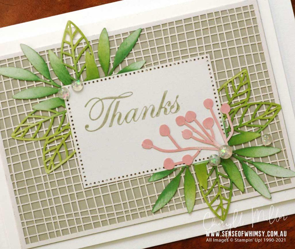Good Morning Magnolia Beginner Card