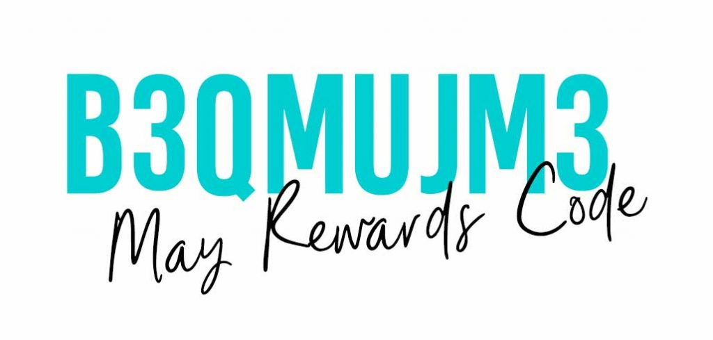 May Rewards Code