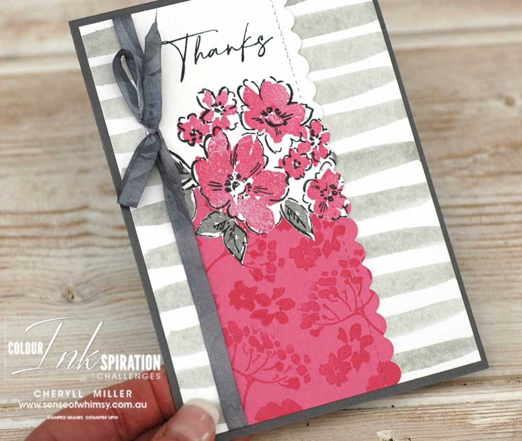 Hand Penned Petals CI102