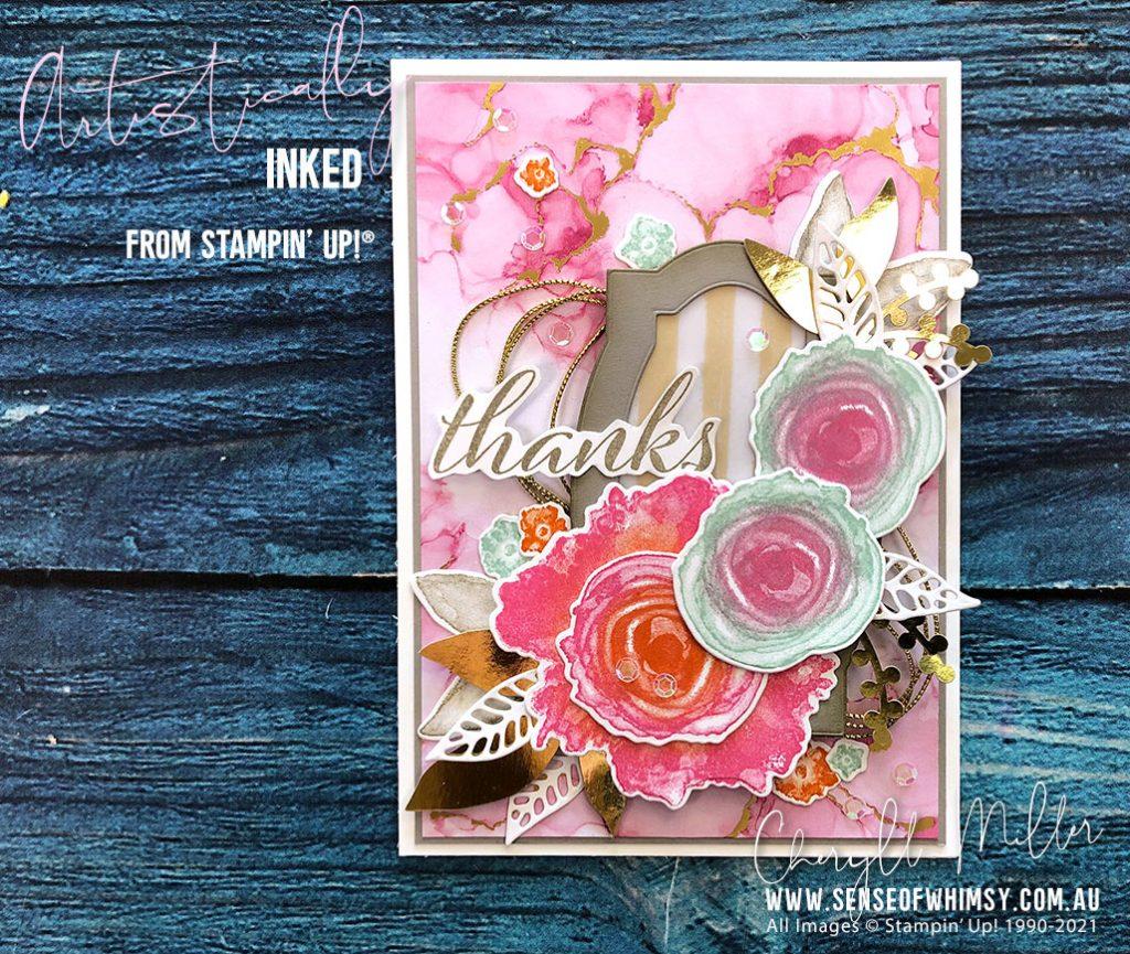 Artistically Inked Polished Pink
