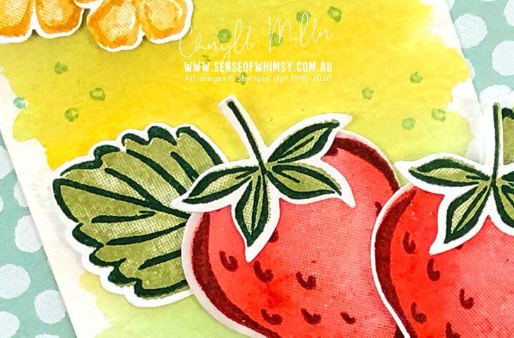 Sweet Strawberry Header