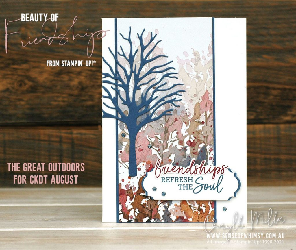 Beauty of the Earth Patterned Paper